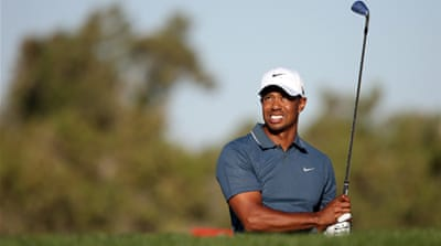 Woods has not won a major since the 2008 US Open and last won the Masters in 2005 [Reuters]