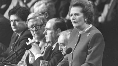 Why Thatcher's shadow still lingers over Latin America