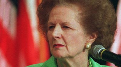 How Thatcher began life and rose to the top