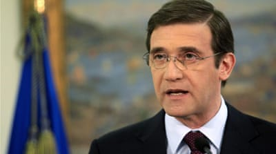 Portugal PM issues bailout warning
