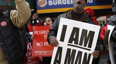 Fast food: High profits and low wages