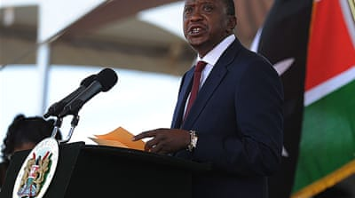 Kenya probe links president to rights abuses