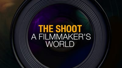 AJE Magazine - The Shoot: A filmmaker's world