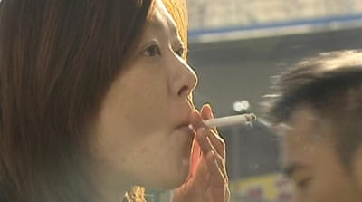 Women smokers warned on colon cancer risk