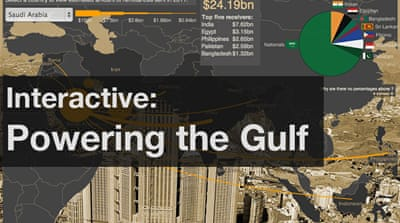 Interactive: Powering the Gulf