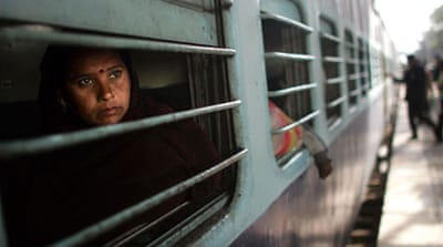 India Railways is one of the world's largest, with 115,000 km of track, and 1.4 million workers [GALLO/GETTY]