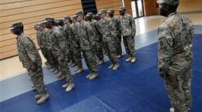 US military: Sexual assaults on the rise