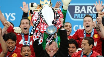 Emotional Ferguson bows out at Old Trafford