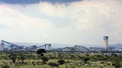 The platinum mine has been beset with unrest since the Marikana massacre in August 2012  [Reuters]
