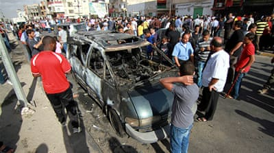 Deadly car bombing hits Libya's Benghazi