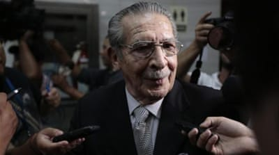 Guatemala court overturns genocide conviction