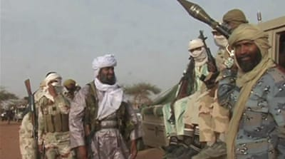 Mali rebel group rejects 'terrorist' label