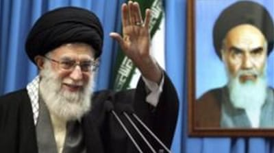 Khamenei said stance of American officials over past months confirms that one should not be optimistic [File: EPA]
