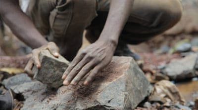 Local miners left out by Tanzania gold rush