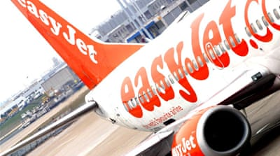 EasyJet's Egypt deal remains up in the air