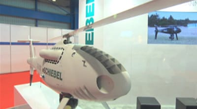 Drones play crucial role in East Asia