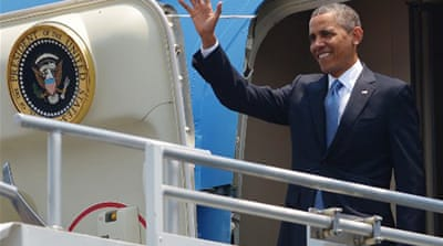 Obama set for Africa tour