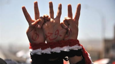 Yemeni women make their voices heard
