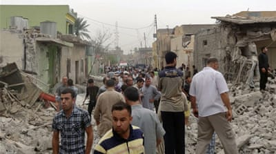 Deadly bombings continue across Iraq