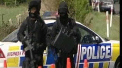 New Zealand police 'terrorism raids unlawful'