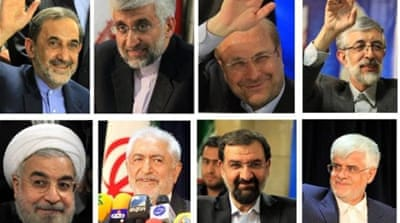 Profiles: Iran's presidential candidates