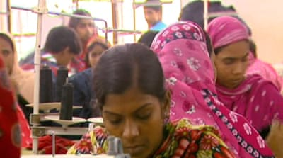 Bangladesh urged to improve workers' rights