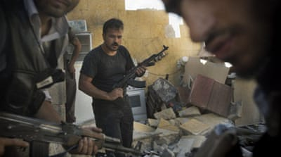 Fresh splits within Syria rebel ranks
