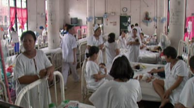 Philippines seeks to curb maternal mortality