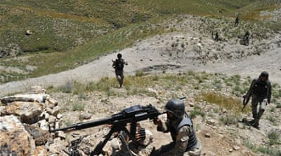 Kunduz province is the Talibans' last stronghold before US coalition forces drove them from power in 2001 [AP]