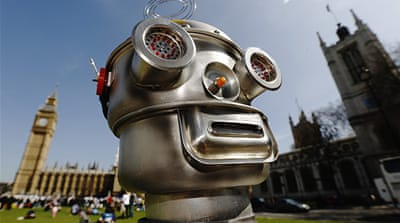 UN urges regulation for 'killer robots'