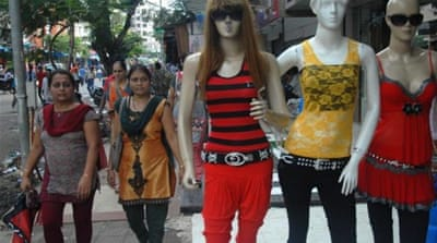 Mumbai proposes mannequin ban to 'save women'