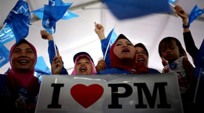 Tight race expected for Malaysia elections