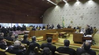 """By politicising Brazil's most respected legal institutions, Constitutional Amendments 33 and 37 pose a clear threat to one of the country's great hopes - a stable and efficacious rule of law,"" writes Gregory Michener [Reuters]"