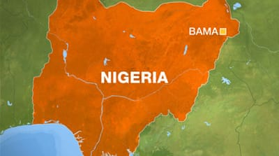 Deadly bomb blast hits Nigeria marketplace