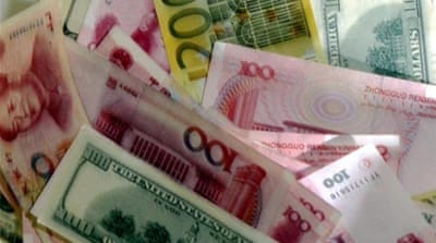 Controlling China's currency