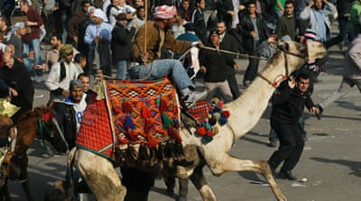 Egypt court refuses 'Camel Battle' appeal