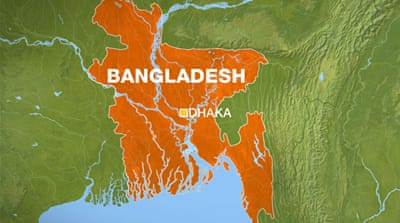 Ten sentenced to death in Bangladesh