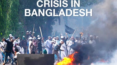 Crisis in Bangladesh