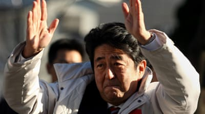 A shot in the arm for Japan's economy?