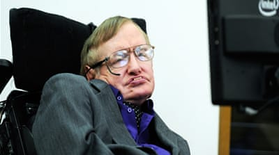 Prof Stephen Hawking recently claimed that philosophy was dead because it failed to keep up with science [EPA]