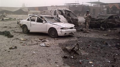 Scores killed in Iraq car bombings