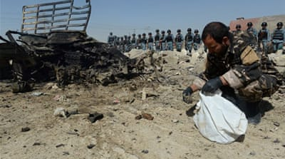 Afghan forces end Kabul airport attack