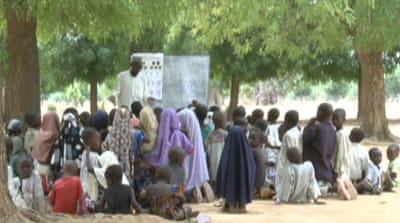 Nigeria lagging in child education