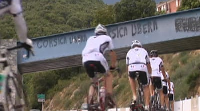 Convicts to ride Tour de France