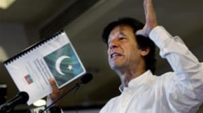 Imran Khan: Pakistan Decides