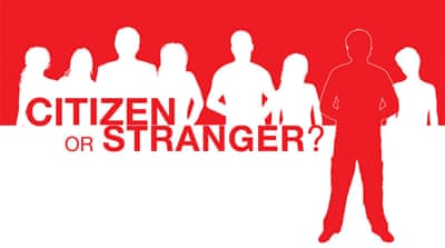 Citizen or Stranger?