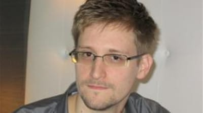 Snowden, since fleeing to Hong Kong, has been leaking previously secret US spy programmes [AFP]