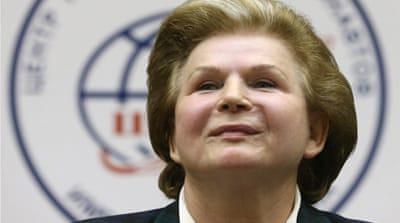 Valentina Tereshkova: 50 years of women in space