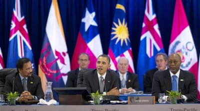 Trans-Pacific Partnership undermines health system