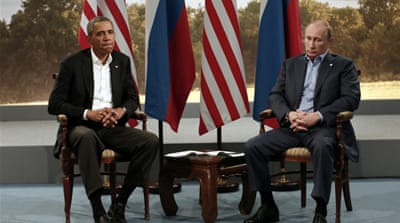 Russia rues Obama no-show in Moscow